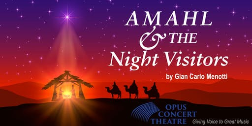 Amahl and the Night Visitors New Hope Lutheran