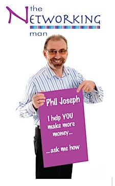 Phil Joseph logo