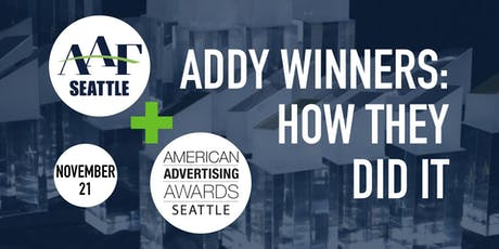 ADDY Winners: How They Did It tickets