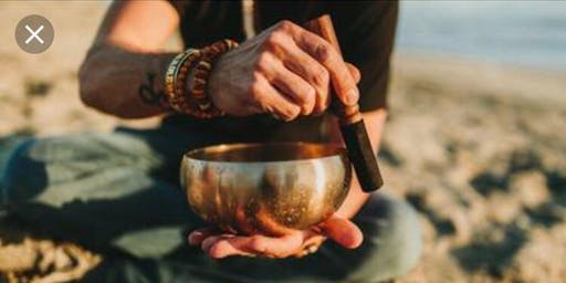Soul Rally: Vibrational Sound Healing with Nathaniel Searle