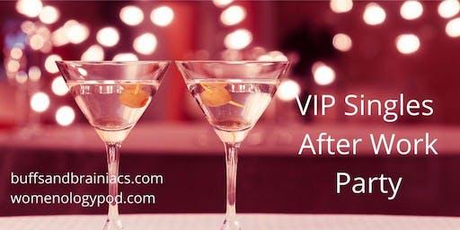 Single Professionals Happy Hour (Comp Apps, Drink Specials, Icebreakers)