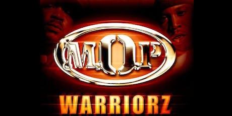 """M.O.P. """"20th Anniversary - Warriorz"""" Tour - Junkyard, Dortmund Tickets"""