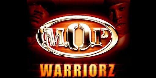 """M.O.P. """"20th Anniversary - Warriorz"""" Tour - Scheune, Dresden"""