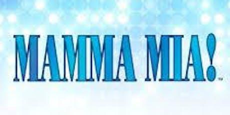 MAMMA MIA - PRINCIPAL ROLES AUDITIONS tickets