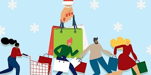Holiday Shopping Showcase - FRIDAY December 20!