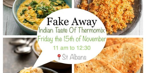 Taste of Thermomix Indian Fake Away
