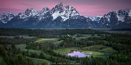 2020 ICONS of the Tetons (June ) Photography Workshop
