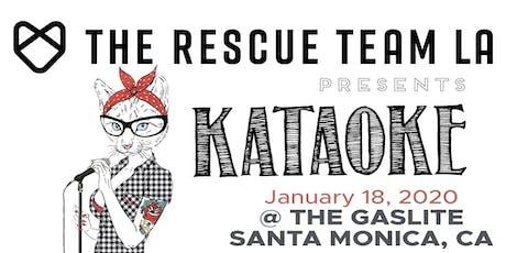 KATAOKE - Karaoke Event to Benefit Animals tickets
