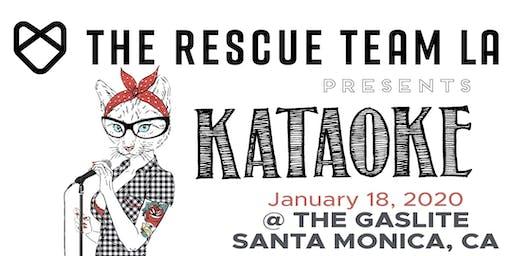 KATAOKE - Karaoke Event to Benefit Animals
