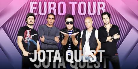 Jota Quest em Barcelona entradas