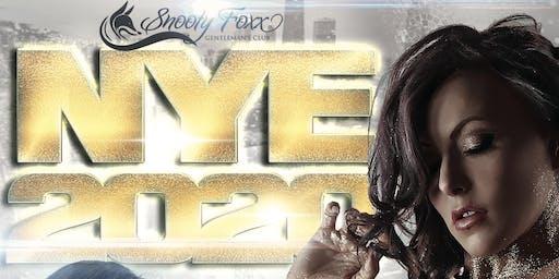 NEW YEARS EVE 2020 @ Snooty Foxx with Natasha Nova & Bailey Fox !!