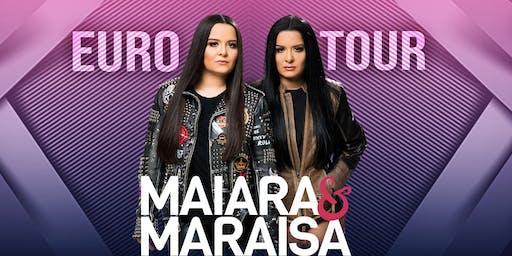 Maiara & Maraisa em Paris