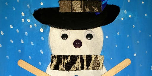 Special Event-  Meet Santa and Paint a Snowman