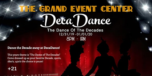 DecaDance 2019: The Dance Of The Decades