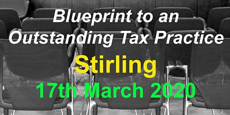 BluePrint to an Outstanding Tax Practice 2020 - Stirling tickets