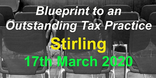 BluePrint to an Outstanding Tax Practice 2020 - Stirling