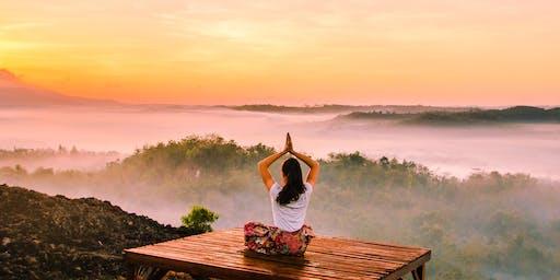 Women's meditation, tea and conversation