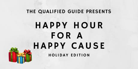 Happy Hour for a Happy Cause: Holiday Edition tickets