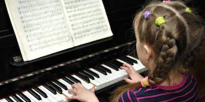 Melbourne Piano School 2019 End Year Recital