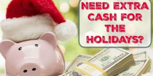 Cash For The Holidays