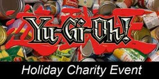 Yu-Gi-Oh Holiday Charity Event 2019