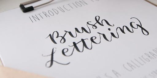 Introduction to Brush Lettering