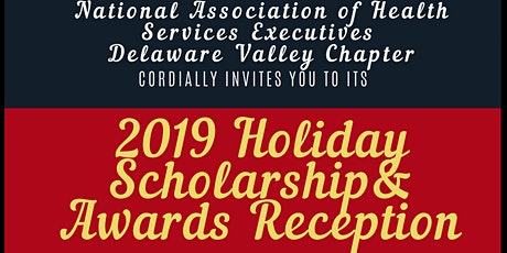 NAHSE Delaware Valley Chapter 2019 Holiday Scholarship & Awards Reception tickets