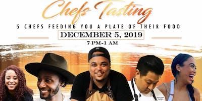 Atlanta Chefs Tasting