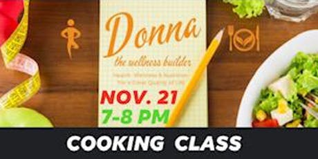 'Friends'Giving Cooking Class tickets