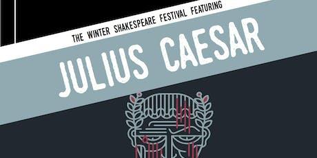 Julius Caesar tickets