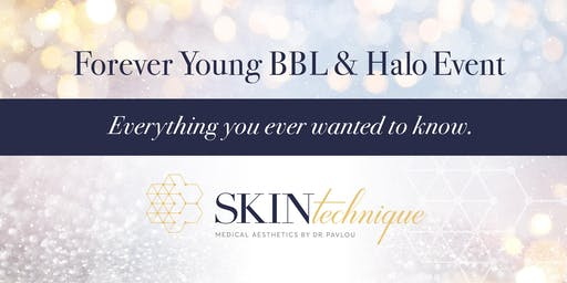 Forever Young BBL & Halo Glow Event