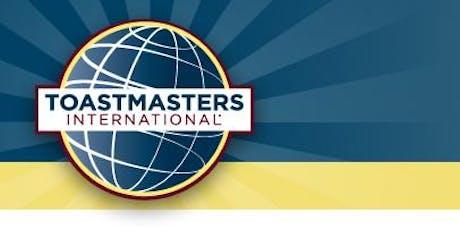 Toastmasters - Area28 Speech Contest tickets