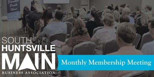 South Huntsville November Membership Meeting