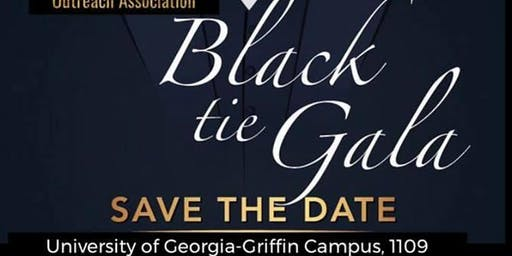 UOA black tie gala