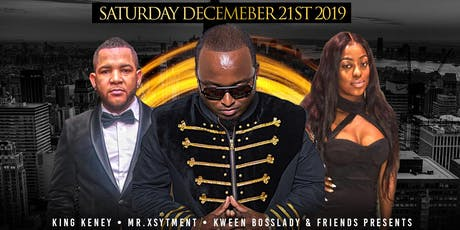 BLACK N GOLD XIII meets SUCCESS 2019 meets CROWNED 2019 tickets