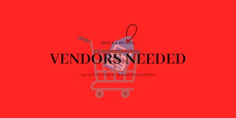 Vendors/Sponsor Wanted tickets