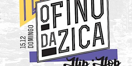 Festival O Fino da Zica #04 ingressos