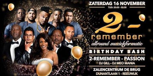 2-Remember Birthday Bash 2019
