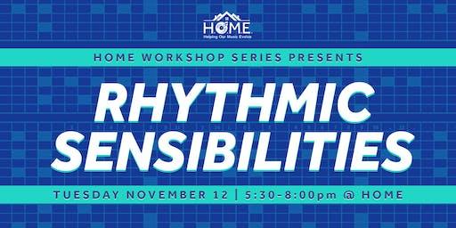 Rhythmic Sensibilities