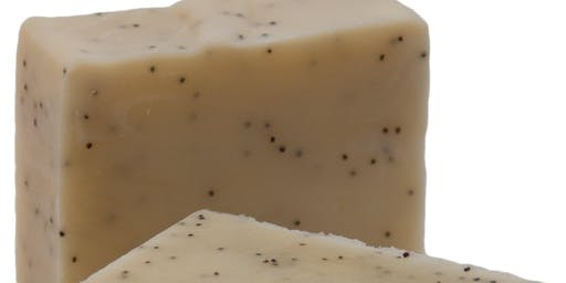 Holiday Sip and Soap:  The Art of Herbal Soap Making
