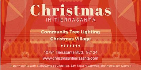 Christmas in Tierrasanta tickets
