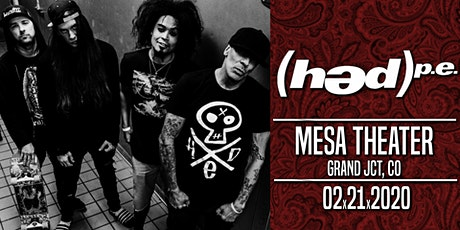 (Hed) PE at Mesa Theater - Grand Jct, C0 tickets