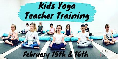 Kids Yoga Teacher Training tickets