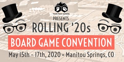 Board Game Convention 2020 | Pikes Peak Gamers
