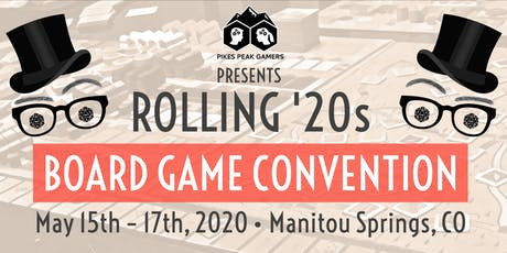 Board Game Convention 2020 | Pikes Peak Gamers tickets