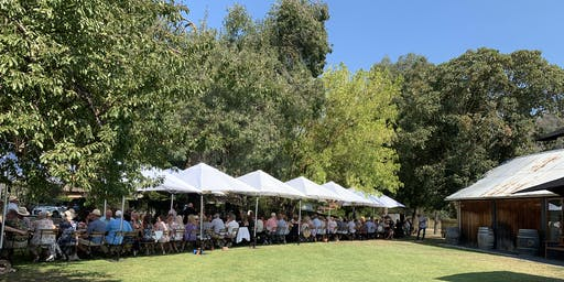King River Estate Harvest Long Lunch