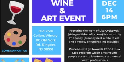 Wine Tasting and Art Exhibit