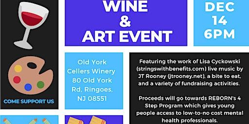 Wine Tasting and Art Exhibit