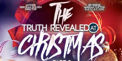 The Truth Revealed at Christmas  - Toy Giveaway