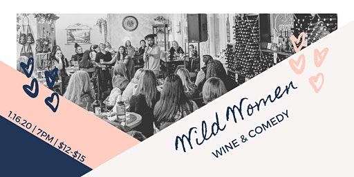 Wild Women Wine and Comedy